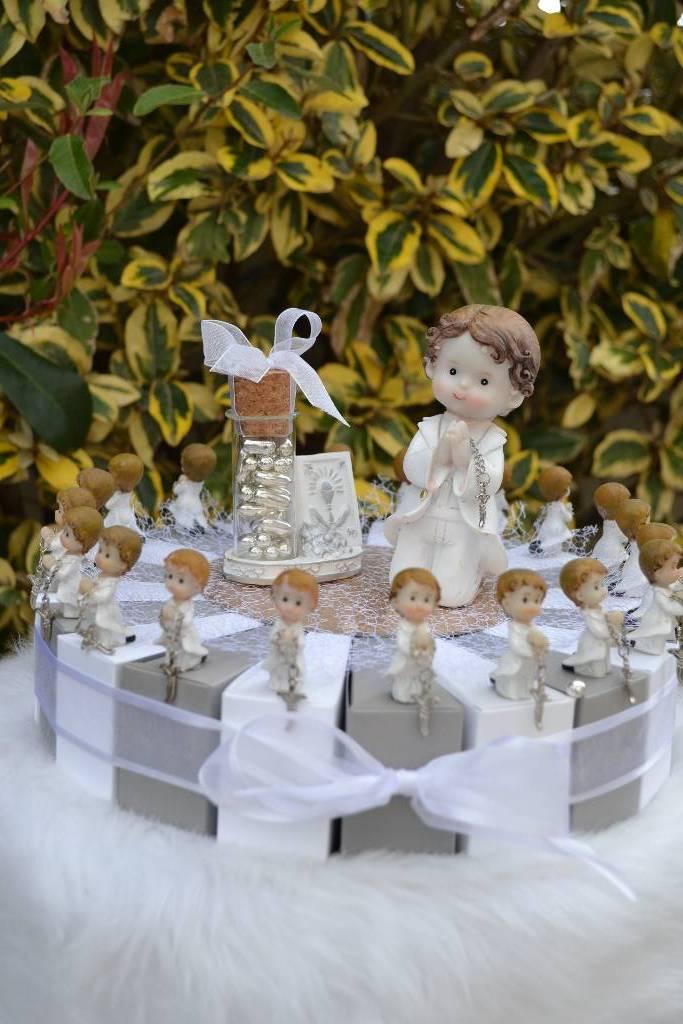 Gâteau à dragée de communion le festival de la dragée