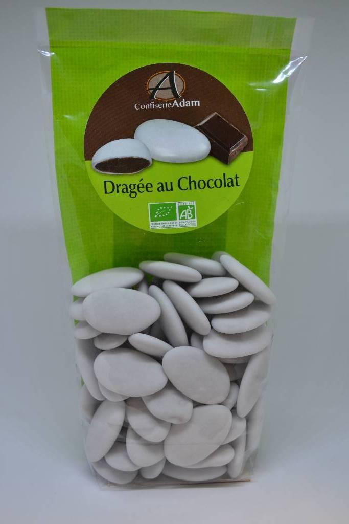 Dragées aux chocolat BIO festival de la dragée