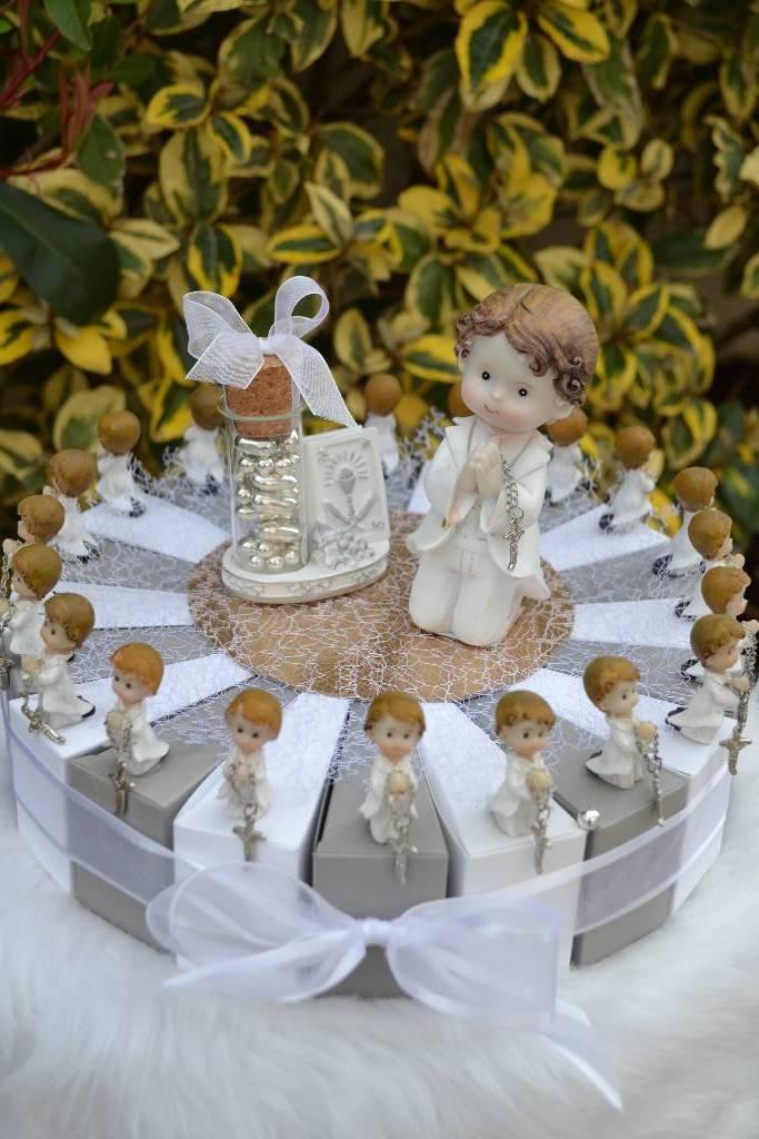 20 parts à dragée de communion le festival de la dragée