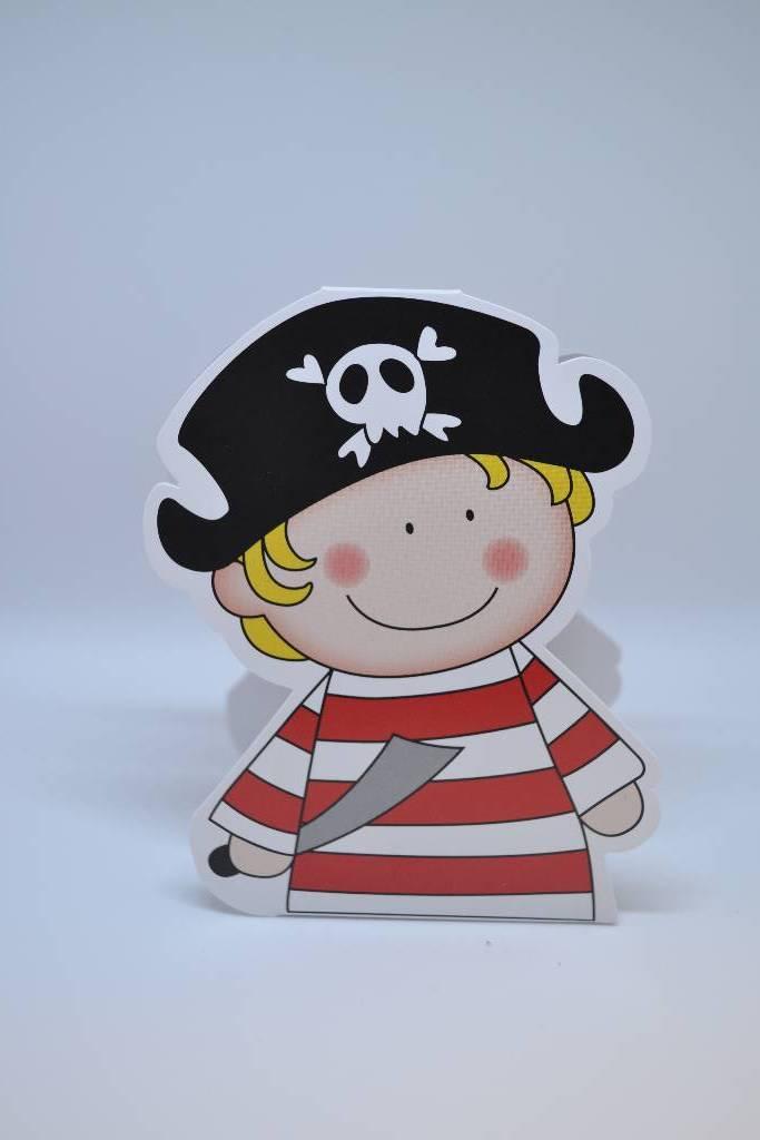 Ballotin à dragées jack le pirate festival de la dragée