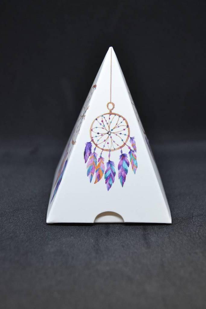 Pyramide à dragées mariage festival de la dragée