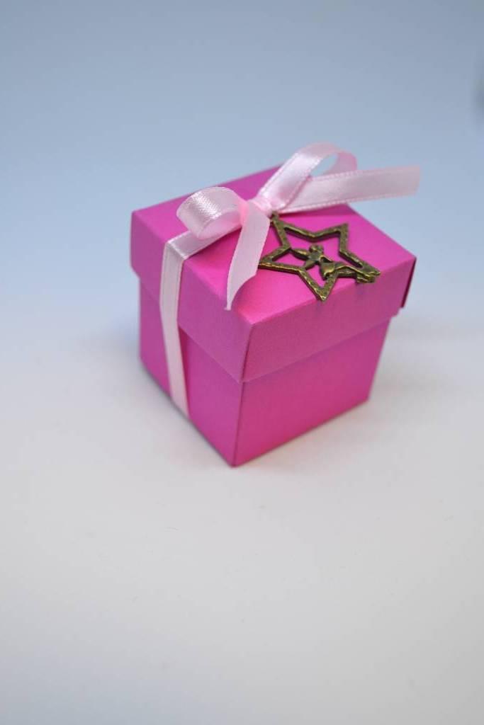 kit mini cube dragée la fée clochette festival de la dragée
