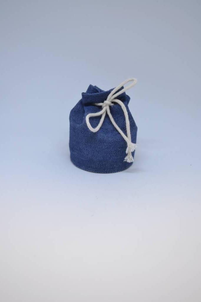 ballotin à dragée en forme de sac marin festival de la dragée