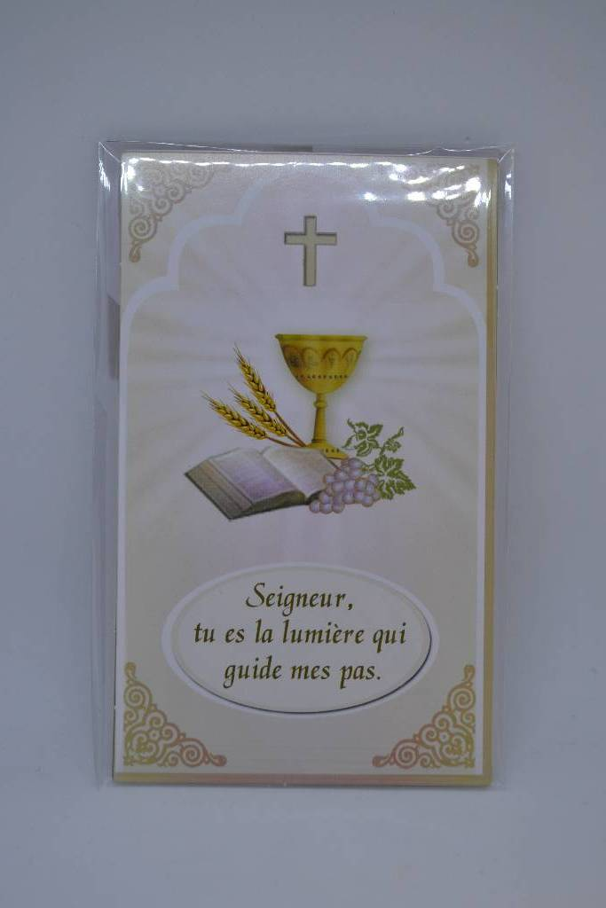 Image de communion par lot de 6 festival de la dragée