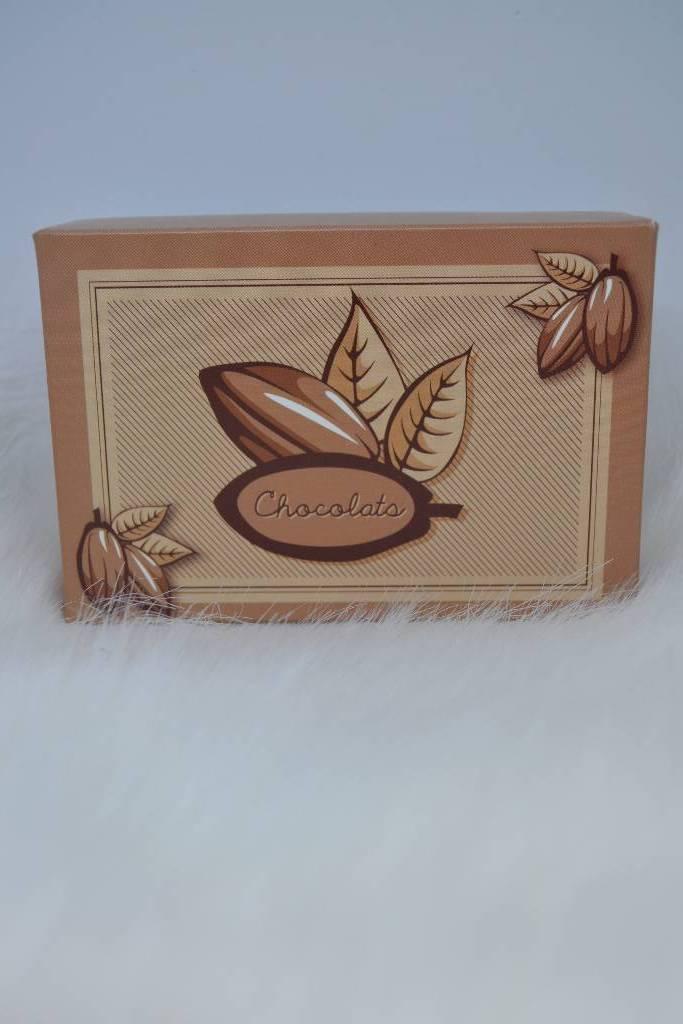 ballotin de chocolats à offrir le festival de la dragée