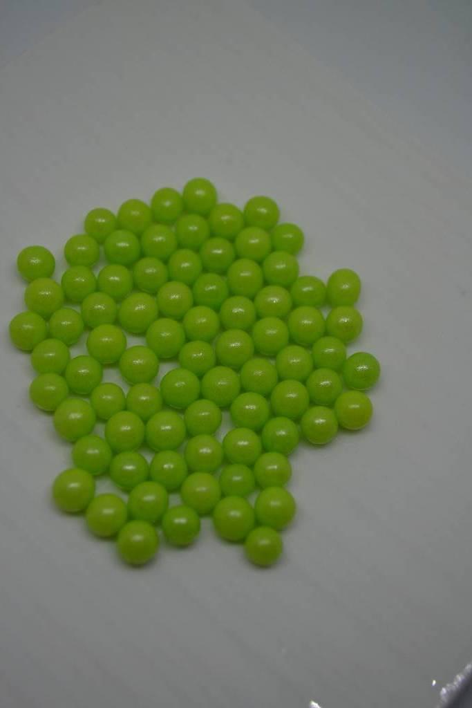 Perle de sucre vert nacré festival de la dragée