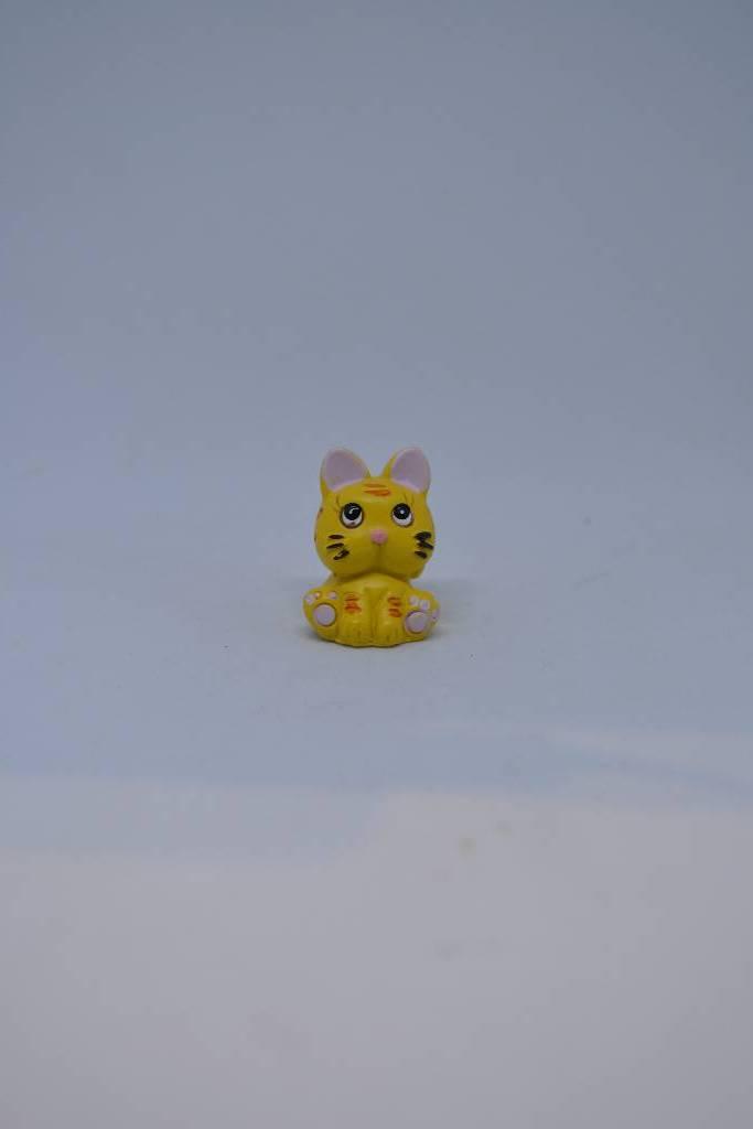 Figurine chaton le festival de la dragée